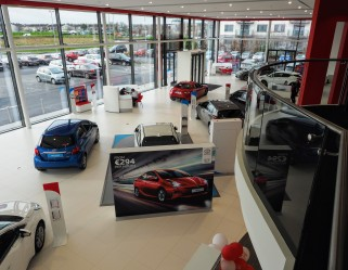Take a look inside our showroom…
