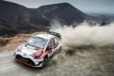 Rally Mexico: day three